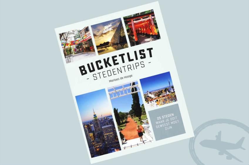 Bucketlist-Stedentrips - Marloes de Hooge