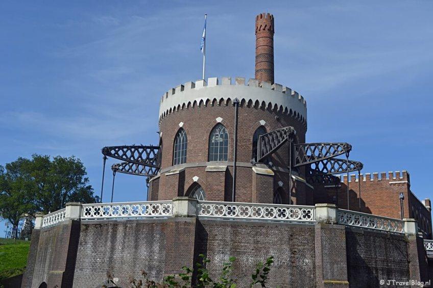 Het Cruquius Museum in Cruquius/Haarlemmermeer