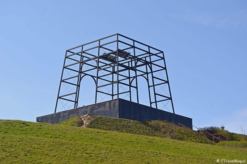 Big Spotters Hill tijdens de Trage Tocht Vijfhuizen