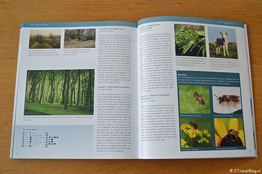 De Hoge Berg in het boek 'De mooiste fotolocaties van Texel'