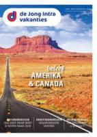 Gratis de Amerika & Canada reisgids bestellen bij De Jong Intra
