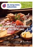 Gratis de Duitsland, Oostenrijk en Zwitserland reisgids bestellen bij De Jong Intra