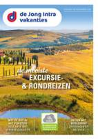 Gratis de Excursie- & rondreizen reisgids bestellen bij De Jong Intra