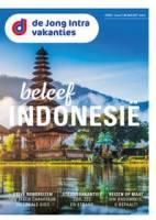 Gratis de Indonesië reisgids bestellen bij De Jong Intra Vakanties