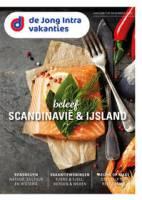 Gratis de Scandinavië / IJsland reisgids bestellen bij De Jong Intra Vakanties