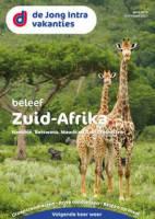 Gratis de Zuid-Afrika reisgids bestellen bij De Jong Intra Vakanties