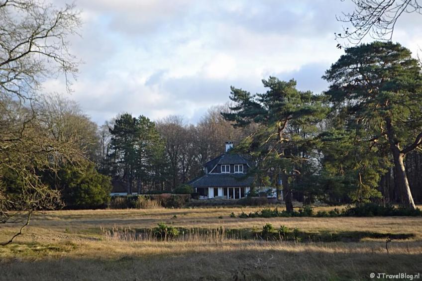 De Woestduin op Buitenplaats Leyduin in Vogelenzang