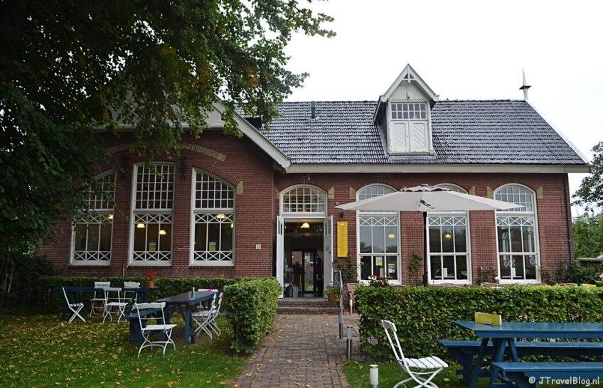 Museumrestaurant Het Spijslokaal in Openluchtmuseum Het Hoogeland in Warffum