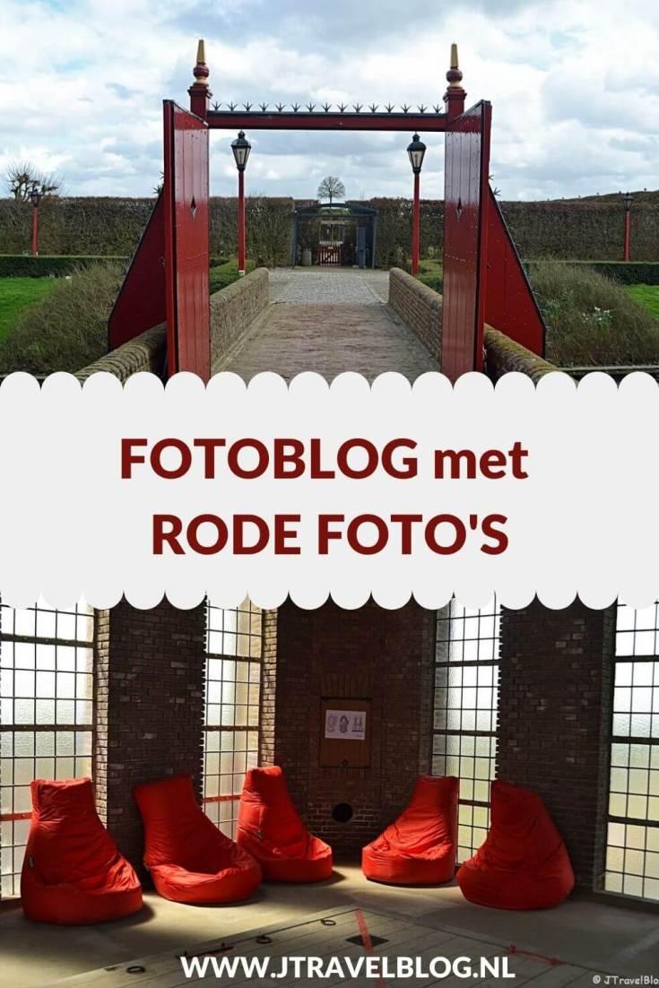 Deze fotoblog met rode foto's heb ik vanwege Valentijnsdag gemaakt. Ik heb een aantal van mijn rode foto's voor je op een rijtje gezet. Kijk je mee? #rood #liefde #fotoblog #valentijnsdag #14februari #fotografie #jtravel #jtravelblog