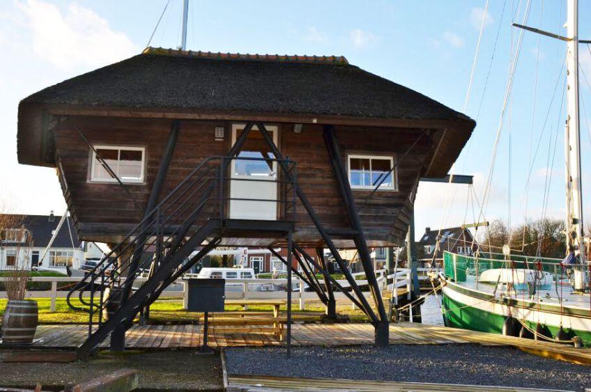 Scheepslift in Schoorl/Noord-Holland via Natuurhuisje.nl