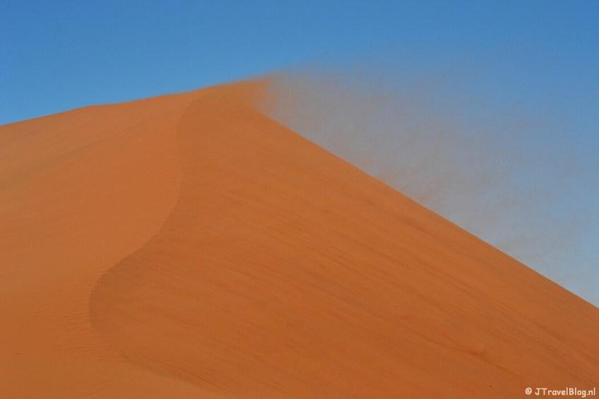 Dune 45 in de Sossusvlei