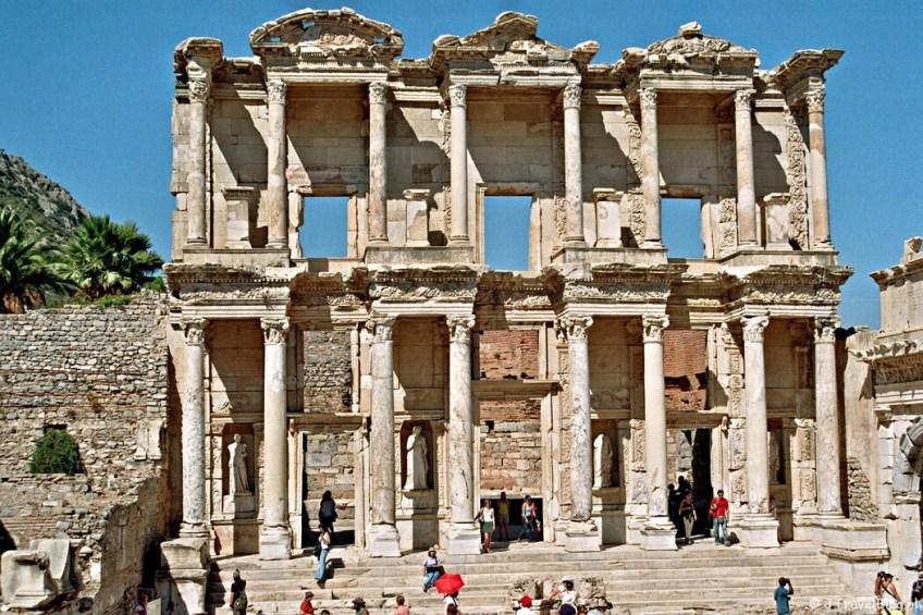 Efeze in Turkije op de Werelderfgoedlijst van UNESCO