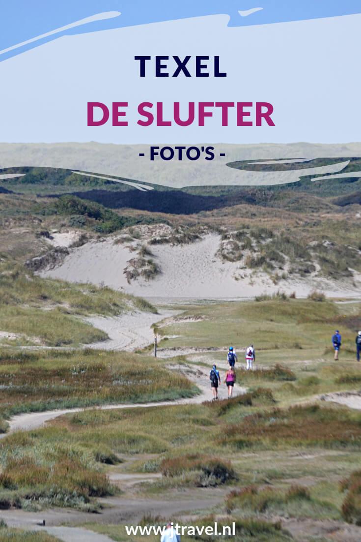Het in mijn ogen mooiste natuurgebied op Texel is De Slufter. Een gebied waar je heerlijk kunt struinen en waar je veel vogels kunt spotten. Mijn foto's van mijn wandeling zie je hier. Kijk en loop je mee? #deslufter #texel #wandelen #waddeneiland #nederland #jtravel #jtravelblog #fotos