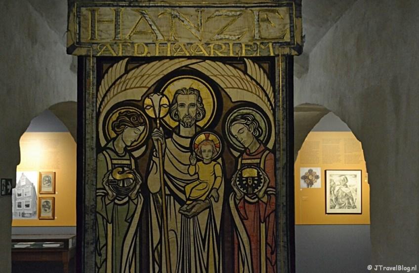 In het KathedraalMuseum van de Koepelkathedraal in Haarlem
