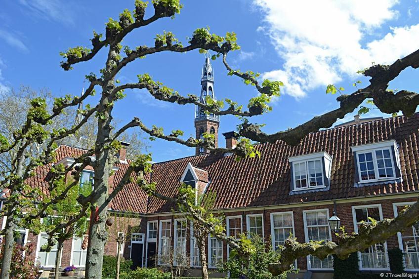 Het Sint-Anthonygasthuis in Groningen