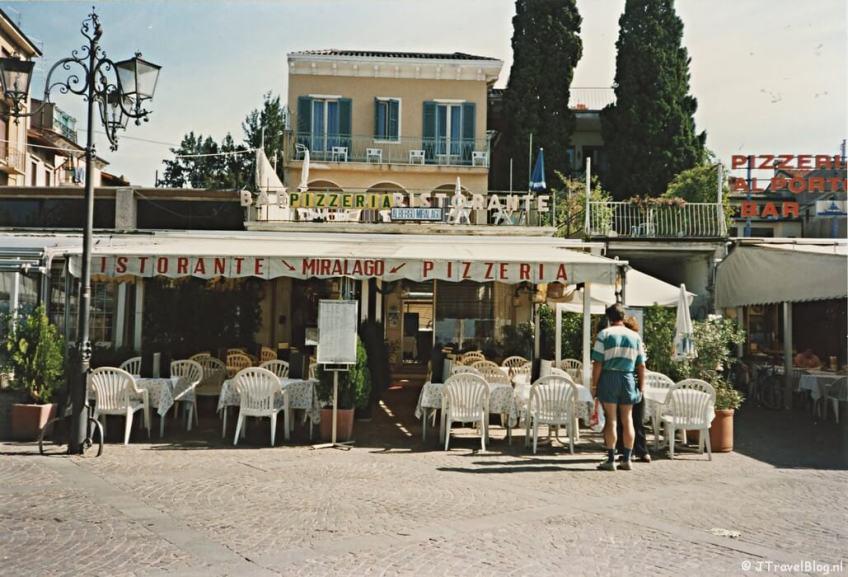 Hotel Miralago in Garda aan het Gardameer in Italië