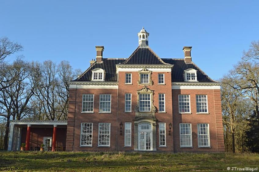 Huize Leyduin op Buitenplaats Leyduin in Vogelenzang