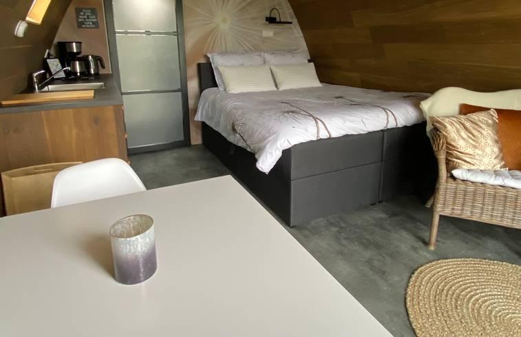 Bed & Breakfast in Uitwijk/Noord-Brabant via Natuurhuisje.nl