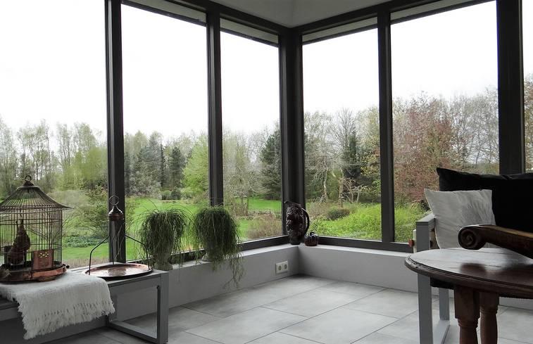 Tuinhuis in Harkstede/Groningen via Natuurhuisje.nl