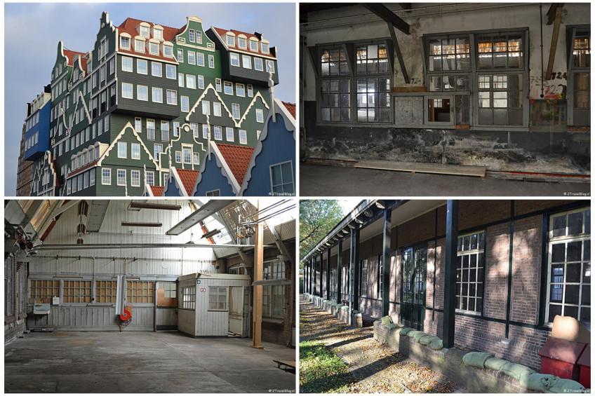 Een uitje in het kader van mijn therapie: naar een Instawalk in Zaandam