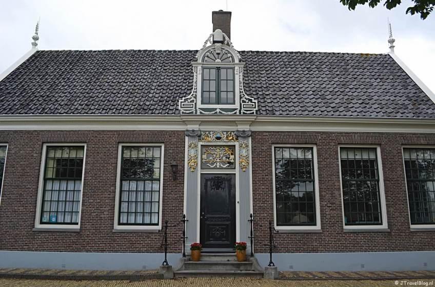 Koopmanshuys d'Mol op de Zaanse Schans