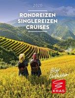 Gratis de rondreizen, singlereizen en cruises reisgids bestellen bij Kras