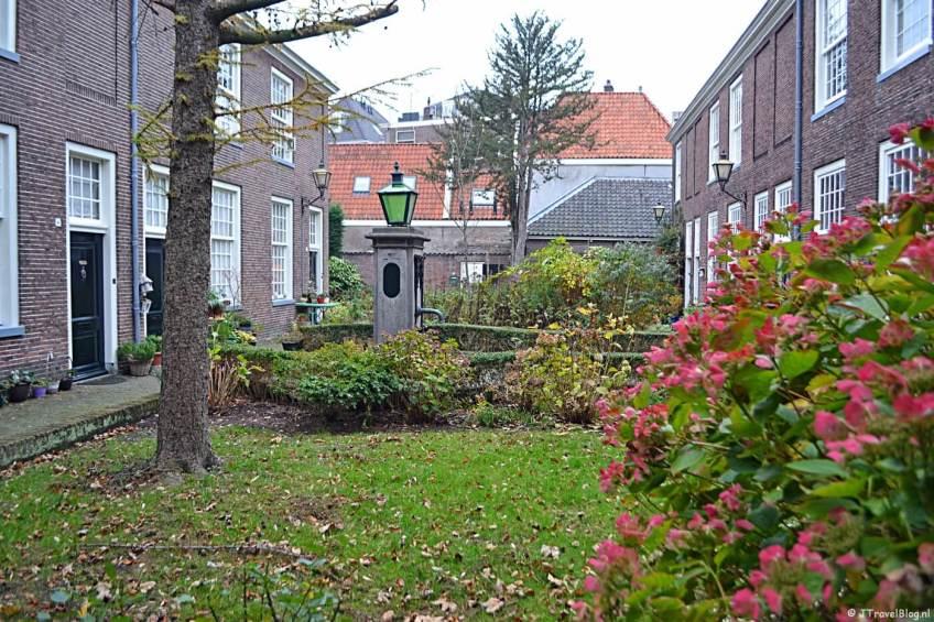 Het Coninckshofje in Leiden
