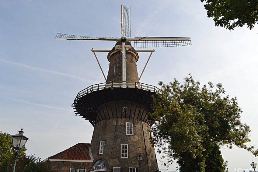 Molenmuseum De Valk in Leiden