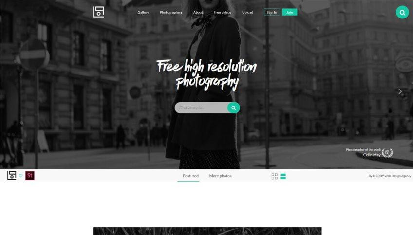 Life of pix: een website met gratis afbeeldingen