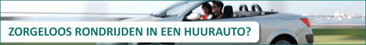 Autohuur via Sunny Cars