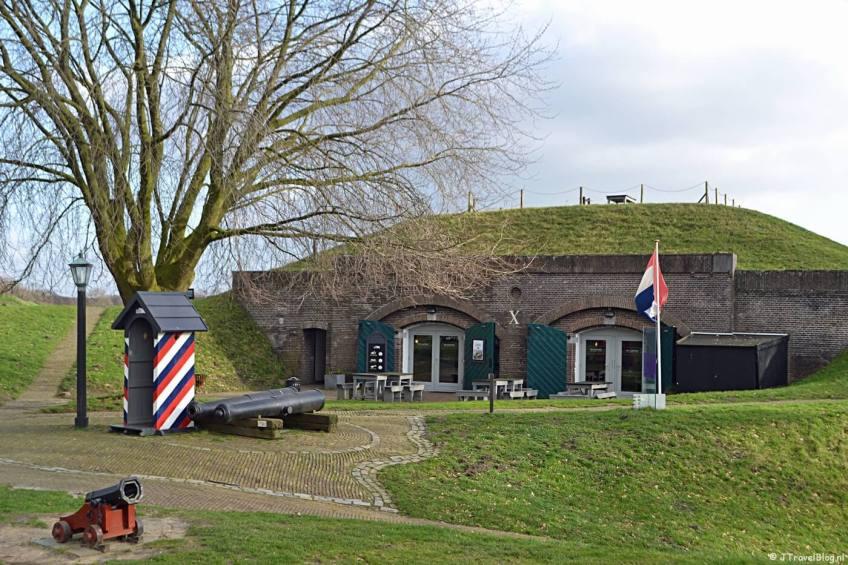 Het Nederlands Vestingmuseum in Naarden