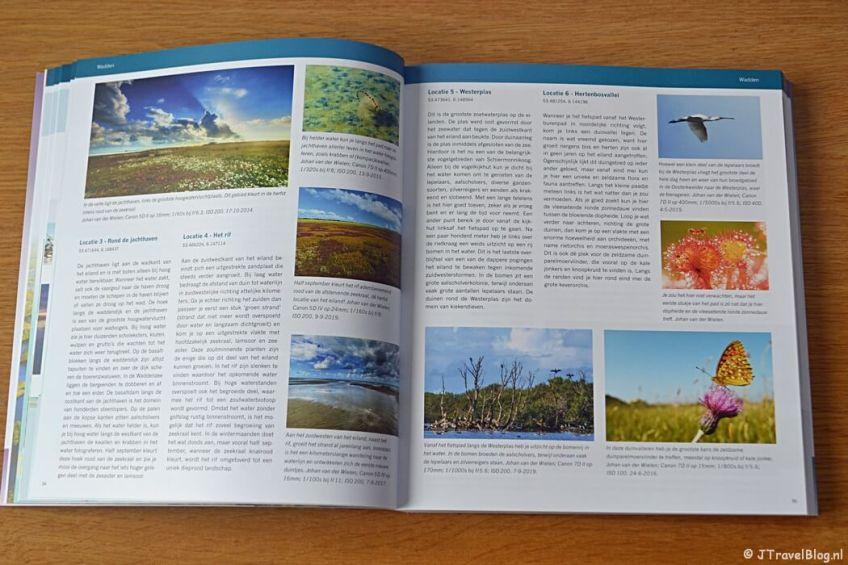 Nationaal Park Schiermonnikoog in het boek 'De mooiste fotolocaties van Noord-Nederland'