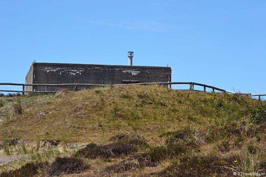 Natuurgebied Loodsmansduin op Texel