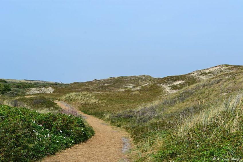 Natuurgebied Nationaal Park de Duinen van Texel op Texel