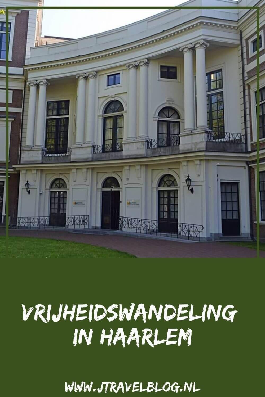 Ik maakte de Vrijheidswandeling in Haarlem, een wandeling langs 25 punten die te maken hebben met de Tweede Wereldoorlog in Haarlem. Welke punten dit zijn, lees je in deze blog. Wandel en lees je mee? #vrijheidswandeling #vrijheidswandelinghaarlem #haarlem #tweedewereldoorlog #jtravel #jtravelblog