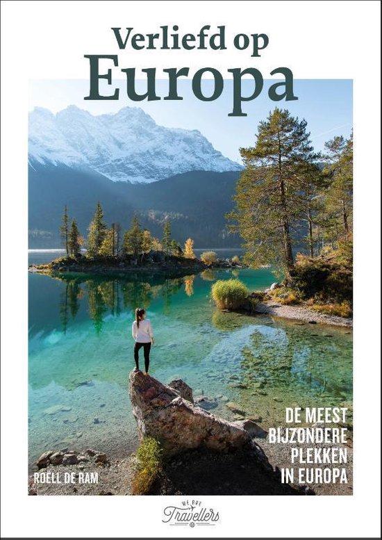 Een reisboek, een vaderdagcadeau voor reislustige vaders