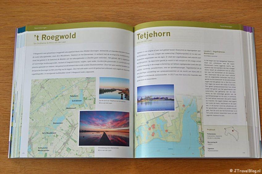 't Roegwold en Tetjehorn in het boek 'De mooiste fotolocaties van Noord-Nederland'