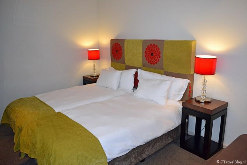 Een kamer in het Strand Tower Hotel in Kaapstad