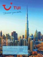 Gratis de Dubai reisgids bestellen bij TUI