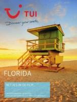 Gratis de Florida reisgids bestellen bij TUI
