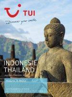 Gratis de Indonesië / Thailand reisgids bestellen bij TUI