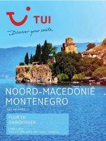 Gratis de Noord-Macedonië & Montenegro reisgids bestellen bij TUI