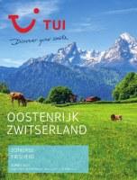 Gratis de Oostenrijk / Zwitserland reisgids bestellen bij TUI