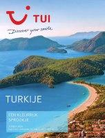 Gratis de Turkije reisgids bestellen bij TUI