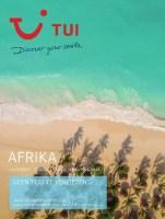Gratis de West-Afrika reisgids bestellen bij TUI