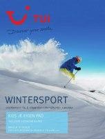 Gratis de Wintersport reisgids bestellen bij TUI