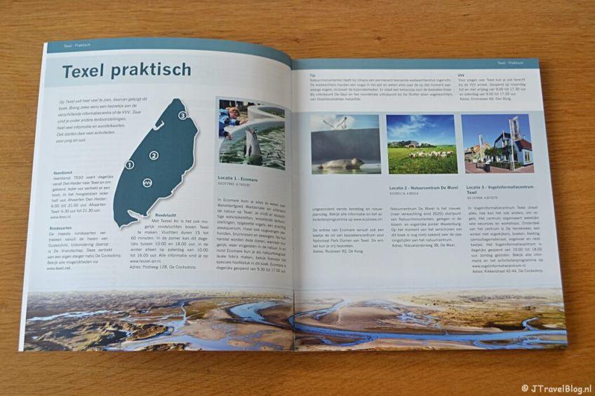 Texel praktisch in het boek 'De mooiste fotolocaties van Texel'