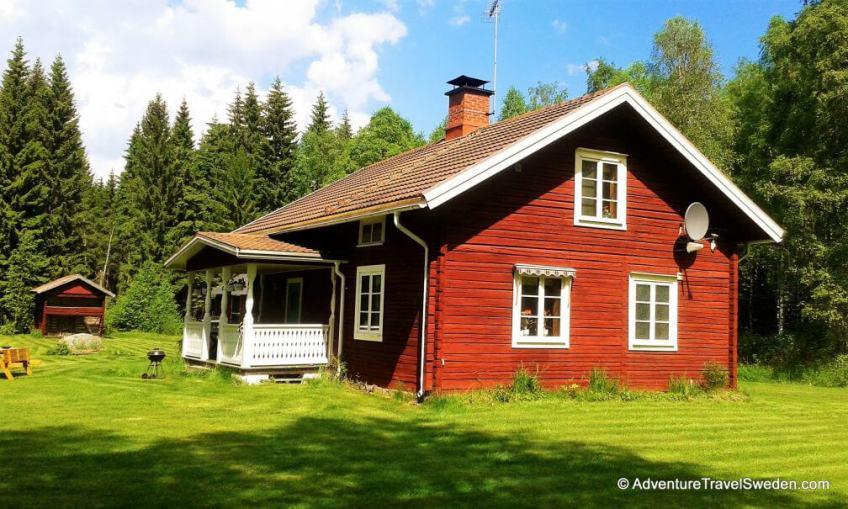 Vakantiehuis in Hagfors/Zweden via Natuurhuisje.nl