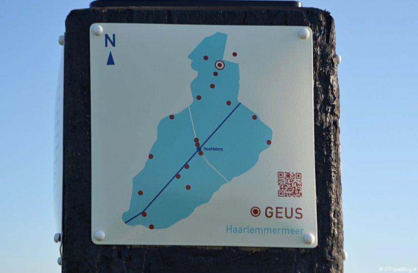 Verhalenpaal nr. 18 - GEUS / Spaarndammerdijk