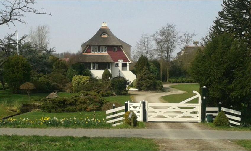 Villa in Vogelenzang/Noord-Holland via Natuurhuisje.nl